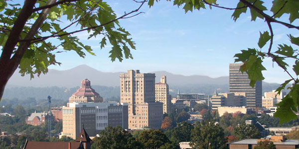 Asheville-Skyline